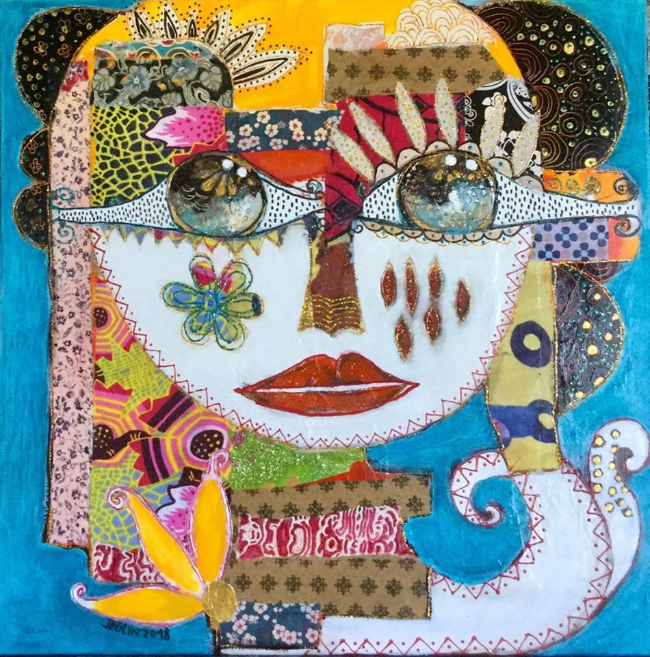 Les couleurs et les femmes de Carole Jeulin
